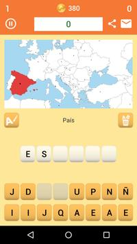 Trivia Quiz Europe Countries screenshot 3
