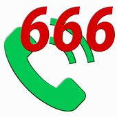 Icona Chiama 666 joke call