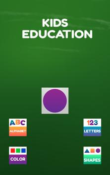 ABC Learn poster