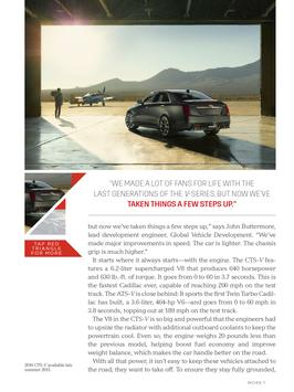 Cadillac Magazine KSA apk screenshot