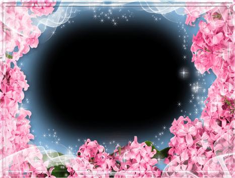 Lovely Flowers Photo Frames apk screenshot