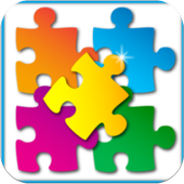 Puzzles Photo Frames icon