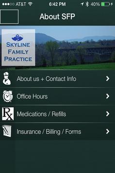 Skyline Family Practice apk screenshot