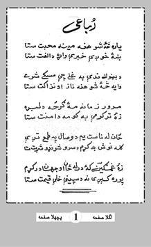 Rubai Aw Ghazal poster
