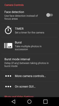 Timer Camera apk screenshot