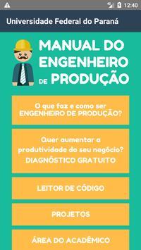 Manual do Engenheiro de produção poster