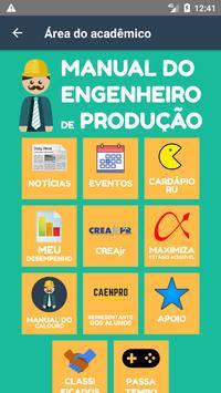 Manual do Engenheiro de produção apk screenshot