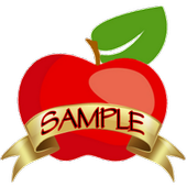 A is for Apples (sample) icon