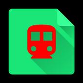 TRAM Horarios Simple icon