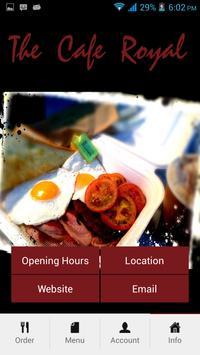 Cafe Royal apk screenshot