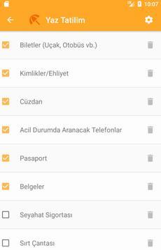 Valizim screenshot 1