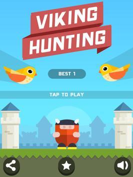 Hunting Viking – Flying Duck Hunting Season poster