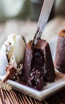 Chocolate Cake Wallpaper apk screenshot
