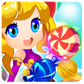 Candy Scapes fish icon