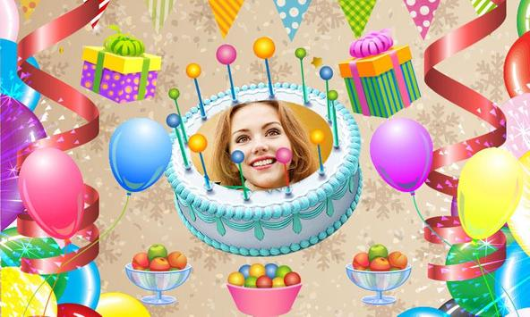 Cake Photo Frames HD apk screenshot