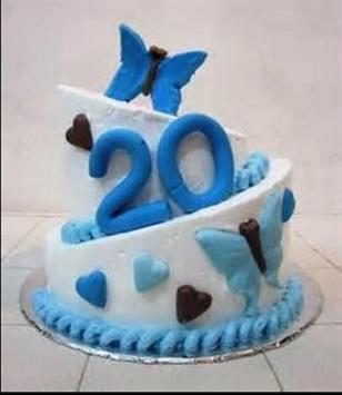innovation birthday cake poster