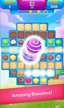 Cookie Crush Jelly screenshot 5
