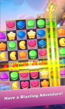 Cookie Land:Lillipop Crush screenshot 1