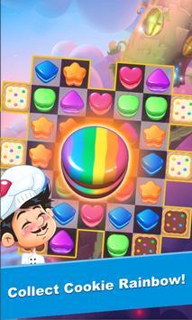 Cookie Land:Lillipop Crush screenshot 5