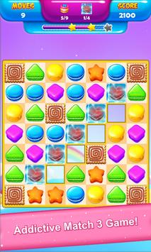 Jelly Cookie Blast screenshot 5