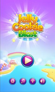 Jelly Cookie Blast poster
