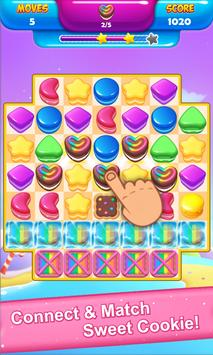 Jelly Cookie Blast screenshot 1