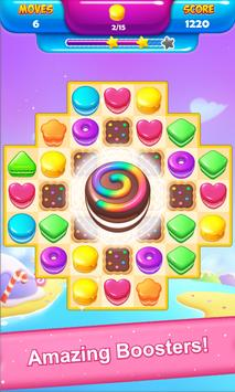Jelly Cookie Blast screenshot 2