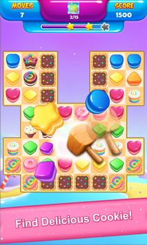 Jelly Cookie Blast screenshot 3