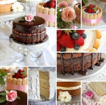 Cake Decorating Tutorials poster