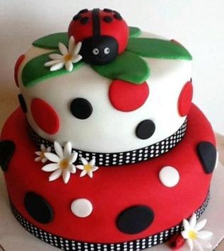 Unique Ideas for Cake Decoration apk screenshot