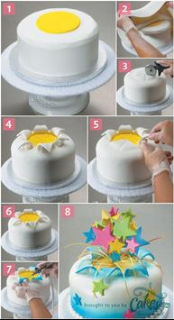 Cake Decorating Techniques poster