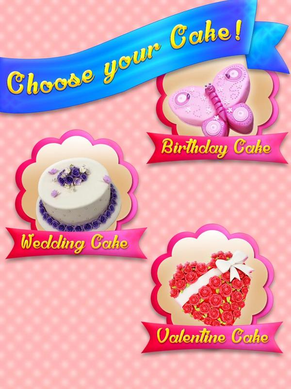 Cake Maker Cooking Games Kids Apk Download Free Casual Game For