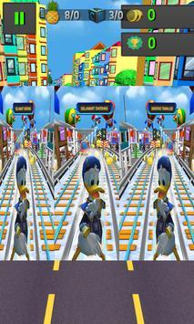 Subway Kungfu DonalMan screenshot 2