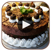 Cake Recipes Videos icon