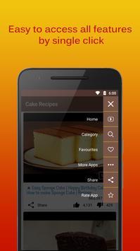 Cake Recipes screenshot 5