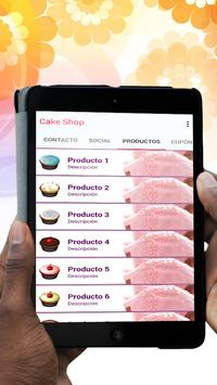 Cakeshop - Shows apk screenshot