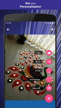 Muggulu Sankranthi Design screenshot 2