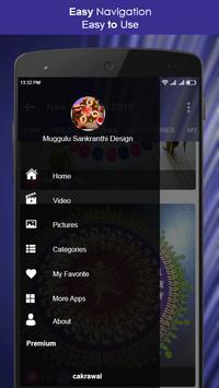 Muggulu Sankranthi Design screenshot 4