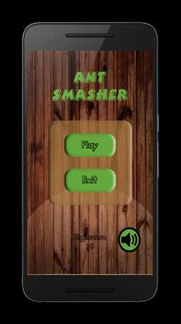 ANT SMASHER Free poster