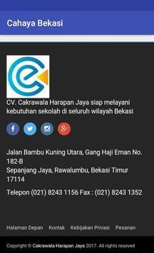 Cahaya Bekasi poster