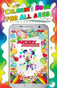 Coloriage Pour Enfants Livre Disney For Android Apk Download
