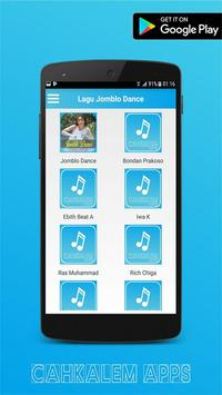 Lagu Jomblo Dance Challenge mp3 screenshot 1
