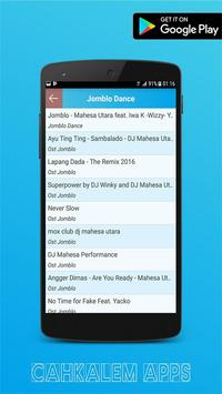 Lagu Jomblo Dance Challenge mp3 screenshot 2