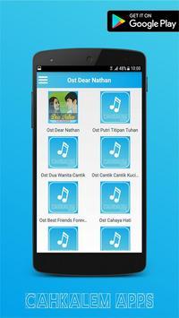 Lagu Ost Dear Nathan The Series screenshot 1