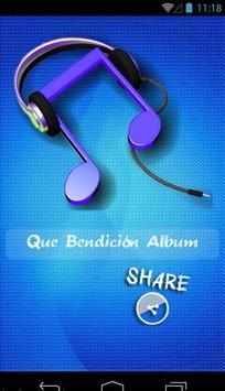 Banda MS Que Bendicion Albums poster