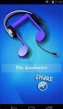 The Lumineers Ophelia poster