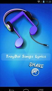 TroyBoi Afterhours poster