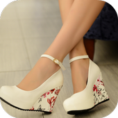 Women Shoes - Wedge Pumps icon