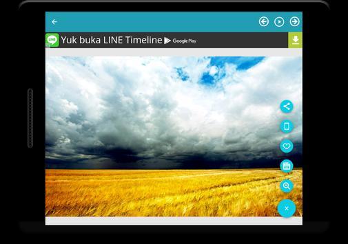 Cloud Wallpapers & Backgrounds apk screenshot