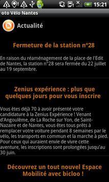 oto Vélo Nantes screenshot 5